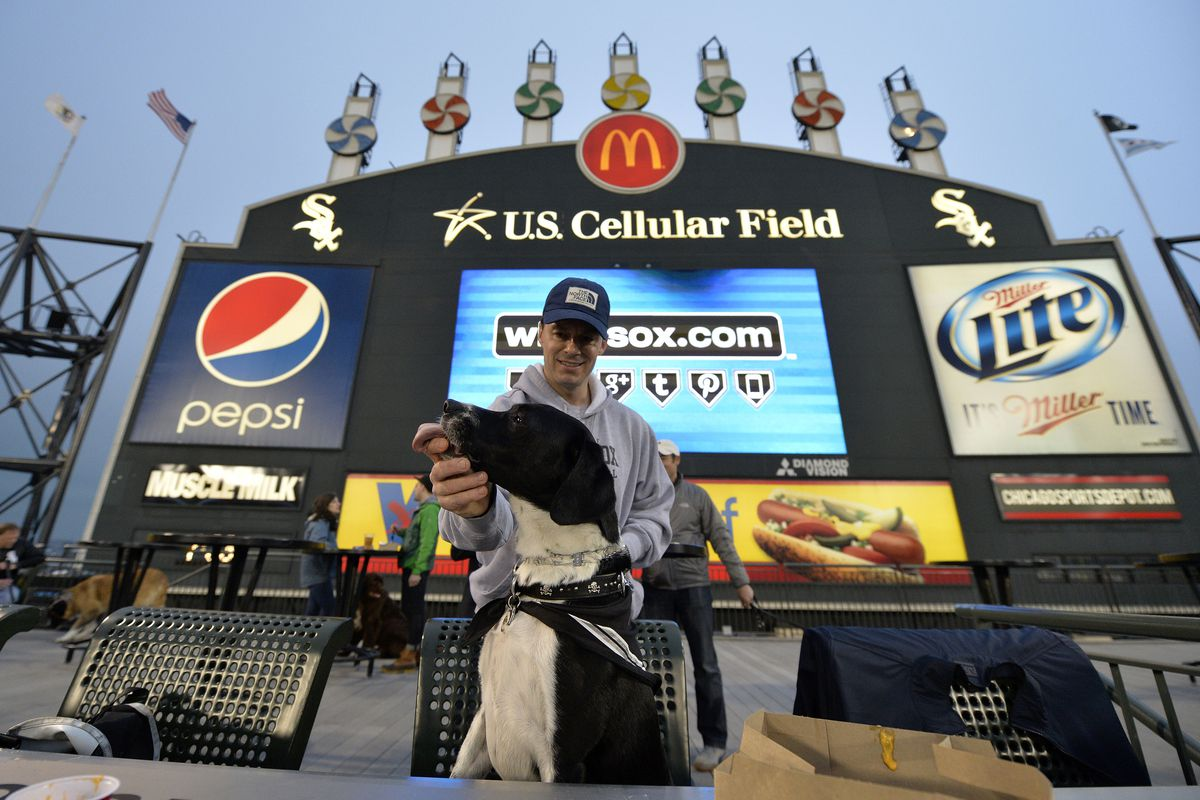 At three hours and 19 minutes, Dog Day on April 28 was roughly the length of an average White Sox game in 2014.