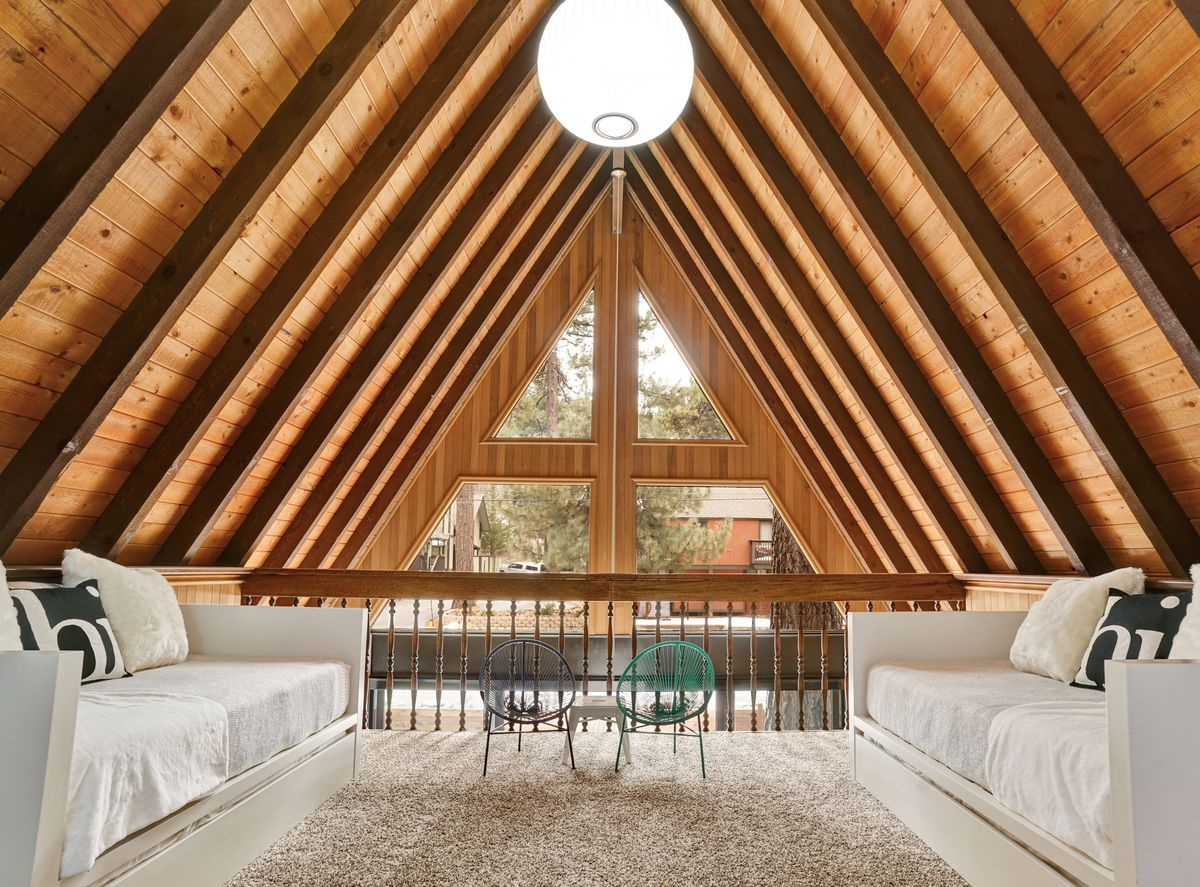 A-frames for rent: 8 to stay in right now - Curbed