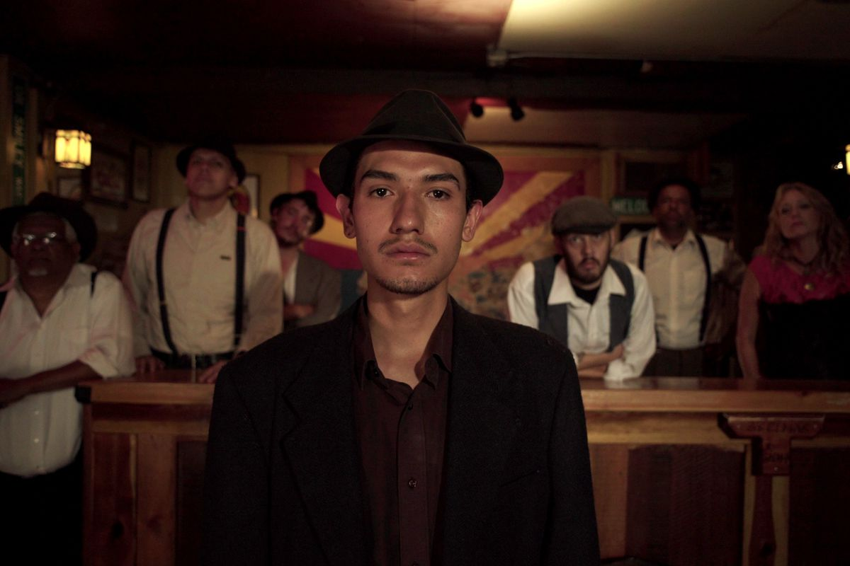 Fernando Serrano in Bisbee '17