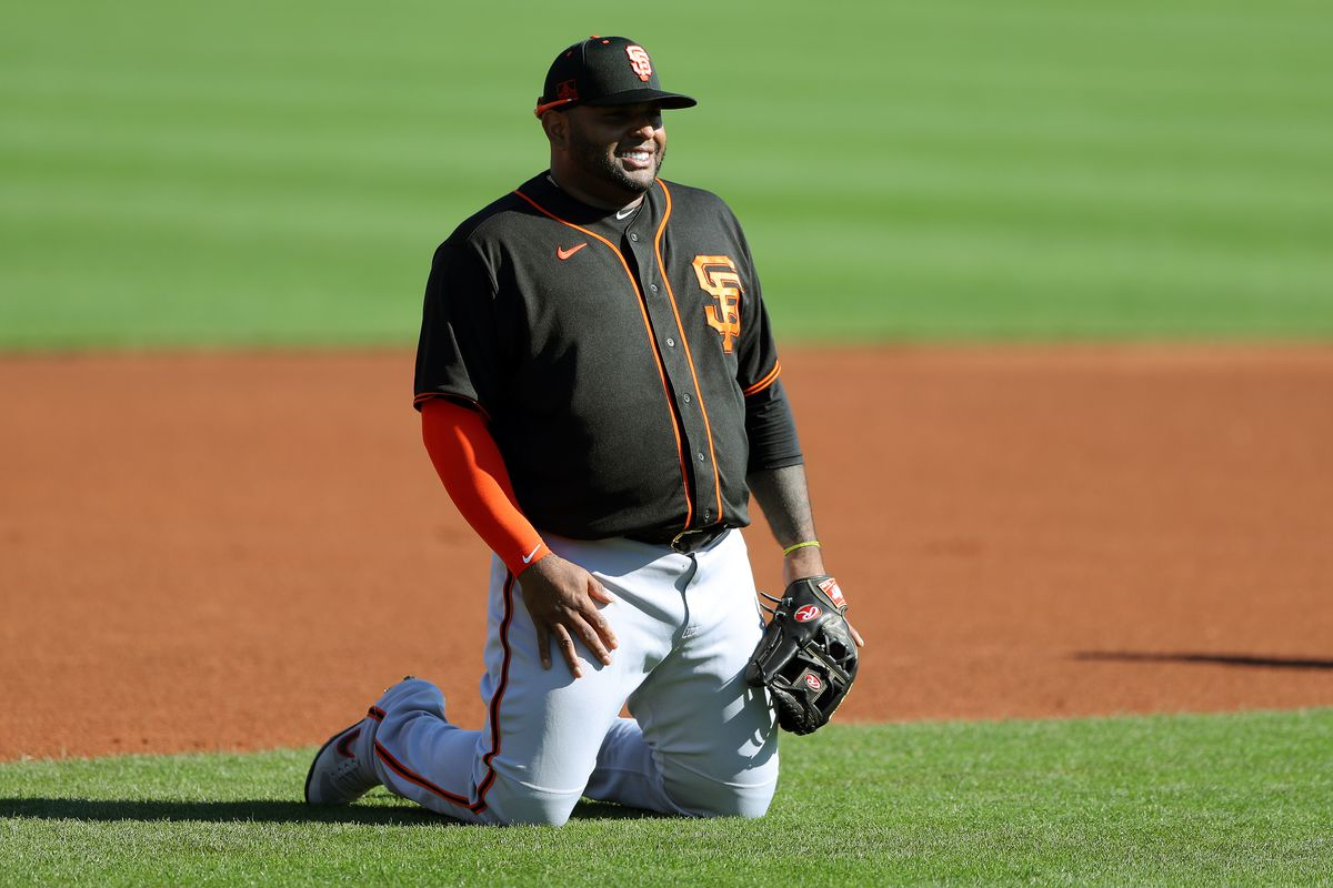 San Francisco Giants figure to have Pablo Sandoval on opening day roster -  McCovey Chronicles