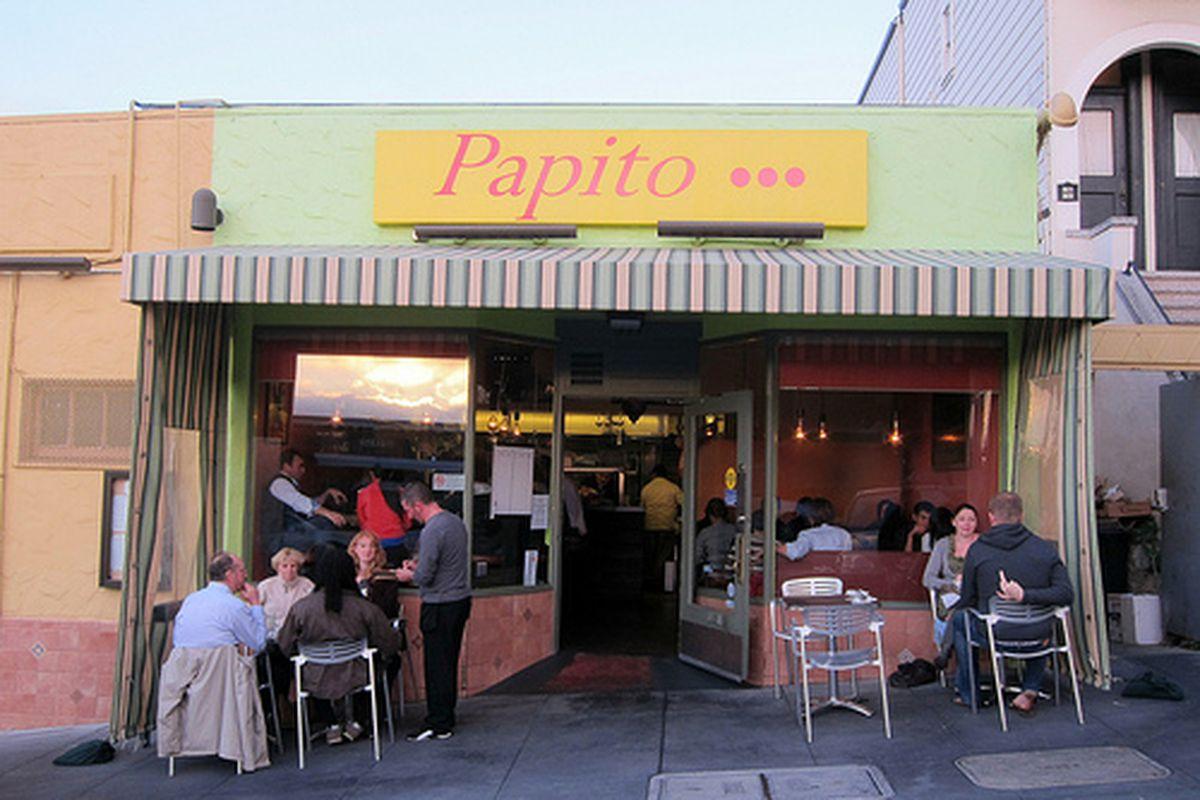 The original Papito in Potrero Hill.