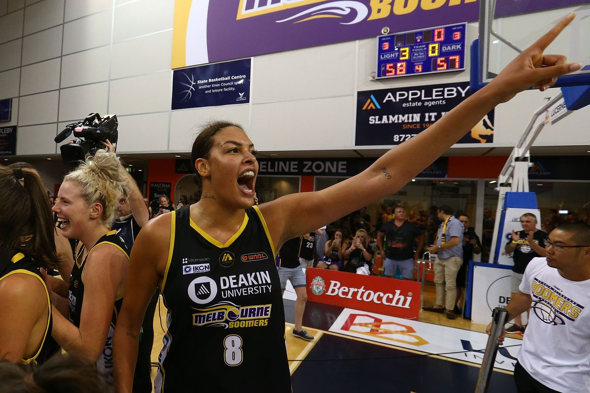 Huge WNBA News  Liz Cambage officially signs with Dallas 7008f8c3cd751
