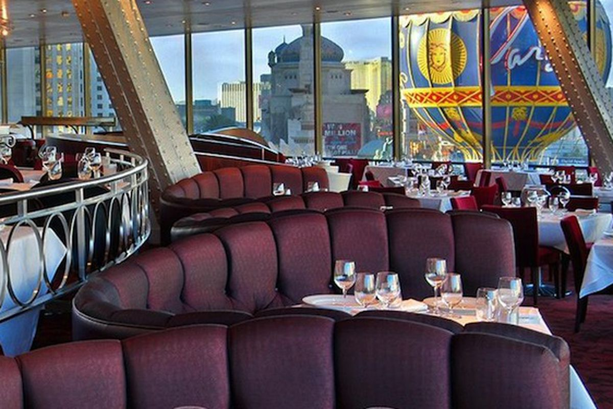 A Wine Tasting At Eiffel Tower Restaurant And More Eater