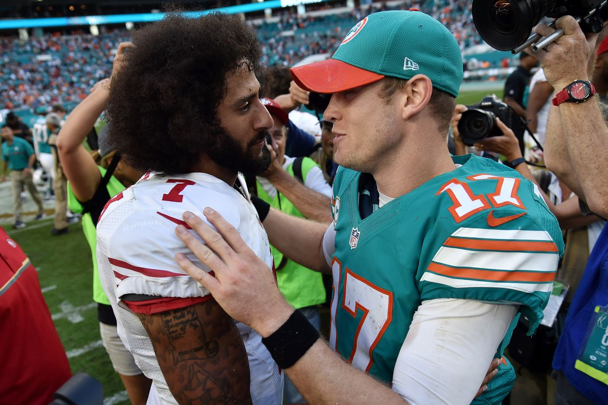 The NFL wants to hear from Colin Kaepernick
