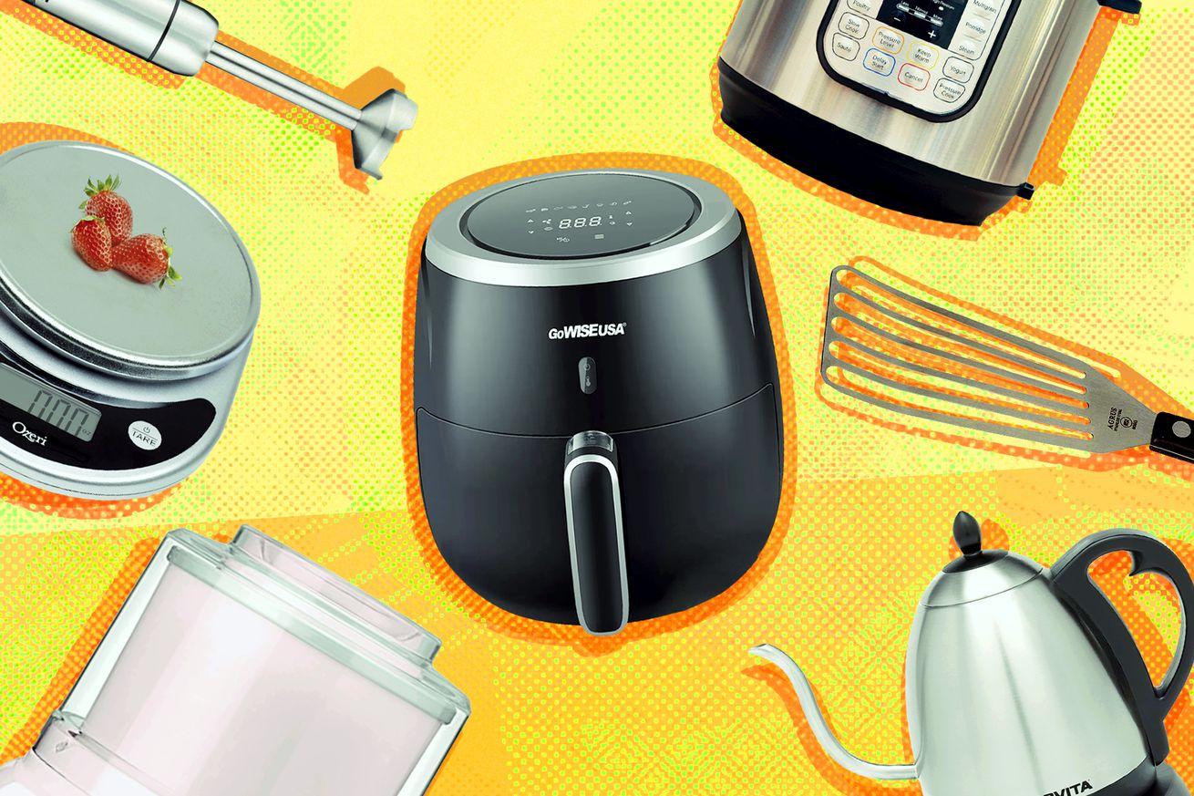 The Verge's 18 favorite kitchen gadgets