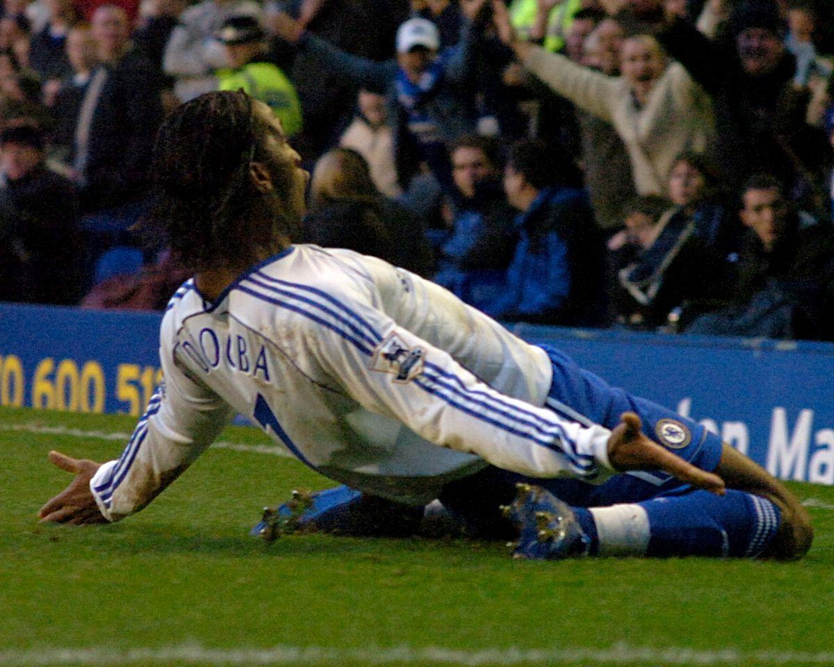 Soccer - FA Barclays Premiership - Everton v Chelsea - Goodison Park
