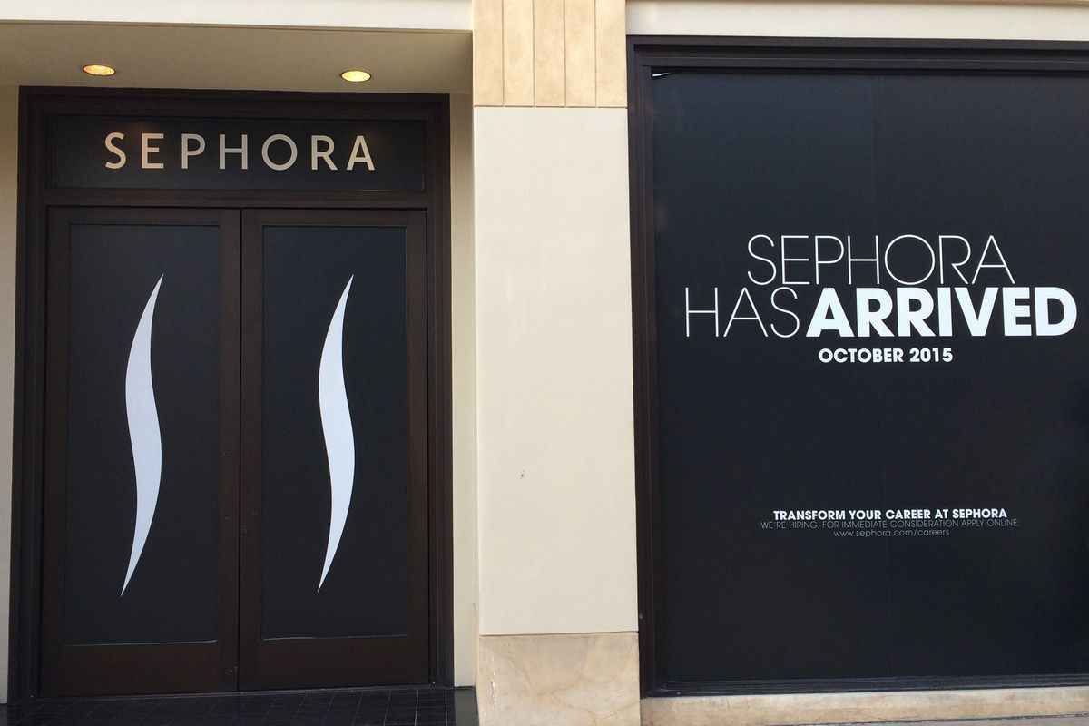 Racked La Sephora At The Grove Gets A Location And Opening Date Racked La