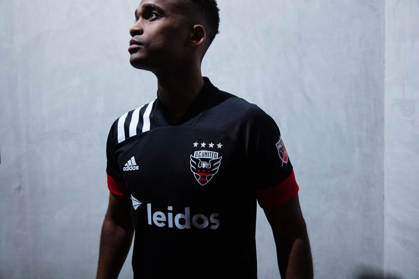 D.C. United unveils new 2020 home jersey, changes at Audi Field ...