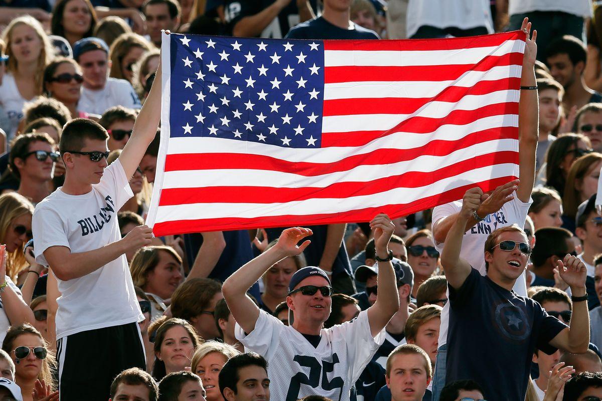 Navy v Penn State