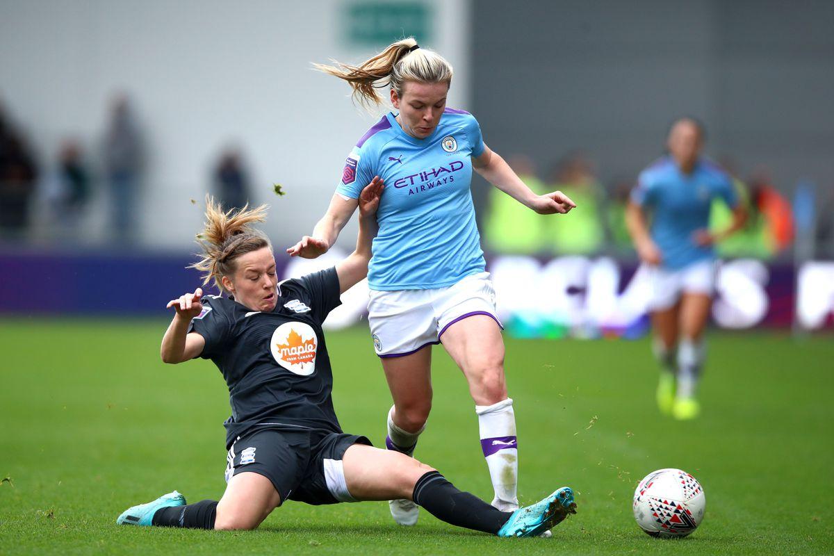 Manchester City v Birmingham City - Barclays FA Women's Super League