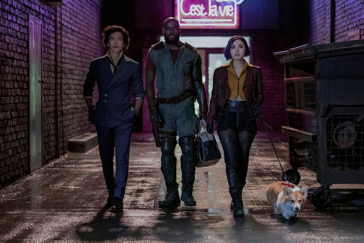 The cast of Netflix's Cowboy Bebop adaptation