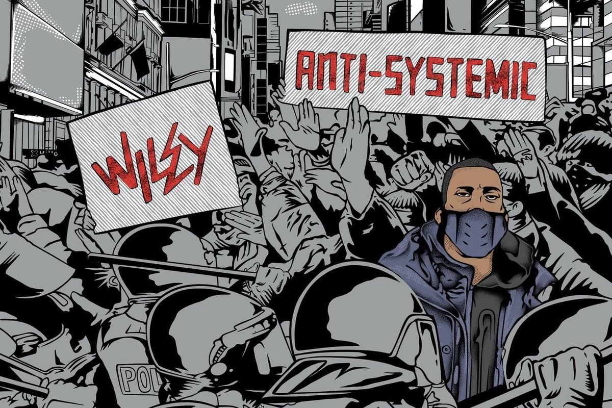 Artwork for 'Anti-Systemic'