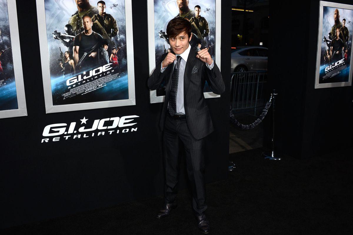 Premiere Of Paramount Pictures' 'G.I. Joe: Retaliation' - Arrivals