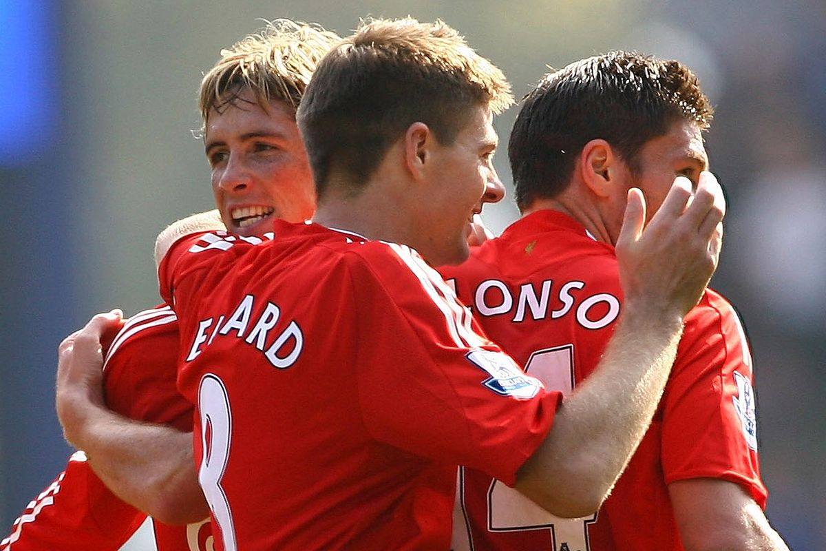 Gerrard Invites Alonso And Torres To Second Liverpool