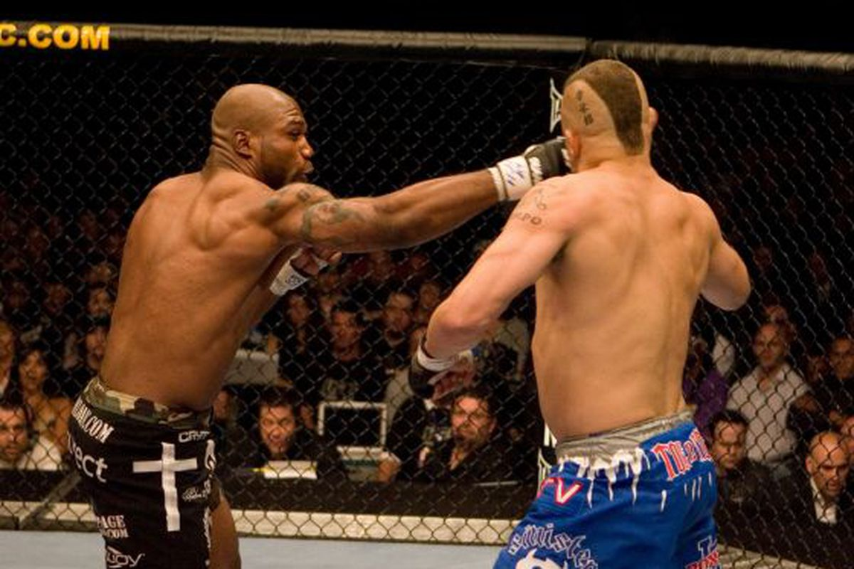 Ufc 123 Preview The Phases Of Rampage Jackson 2 Bloody Elbow