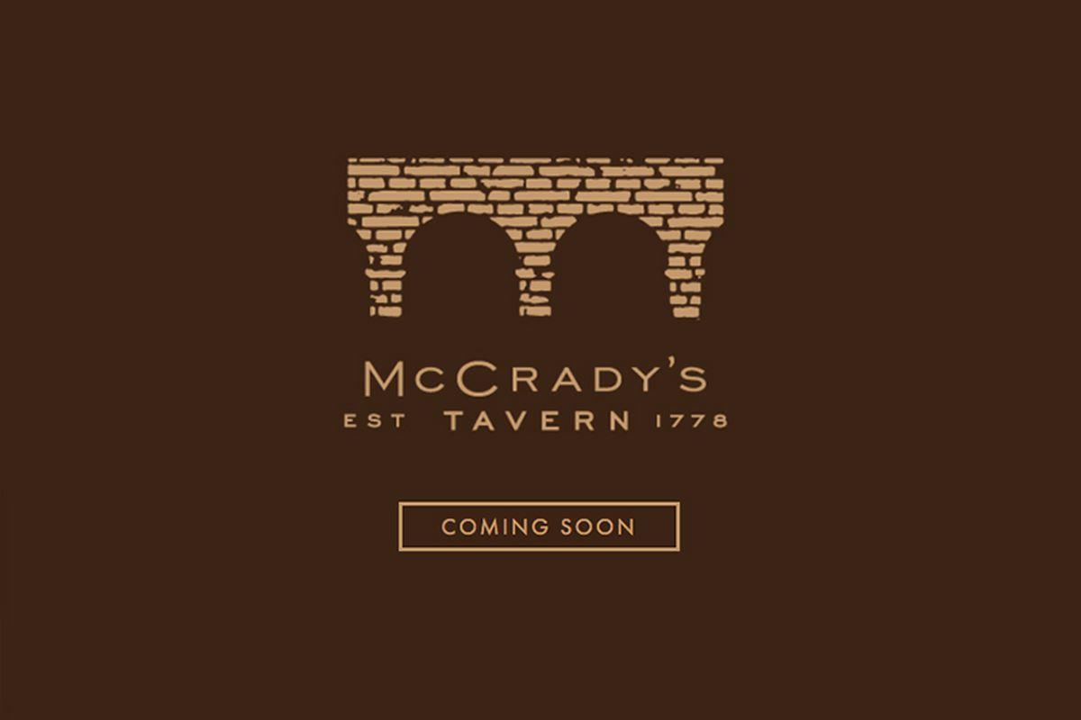 McCrady's Tavern Logo