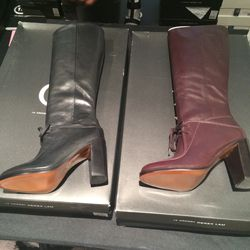 10 Crosby boots, $100