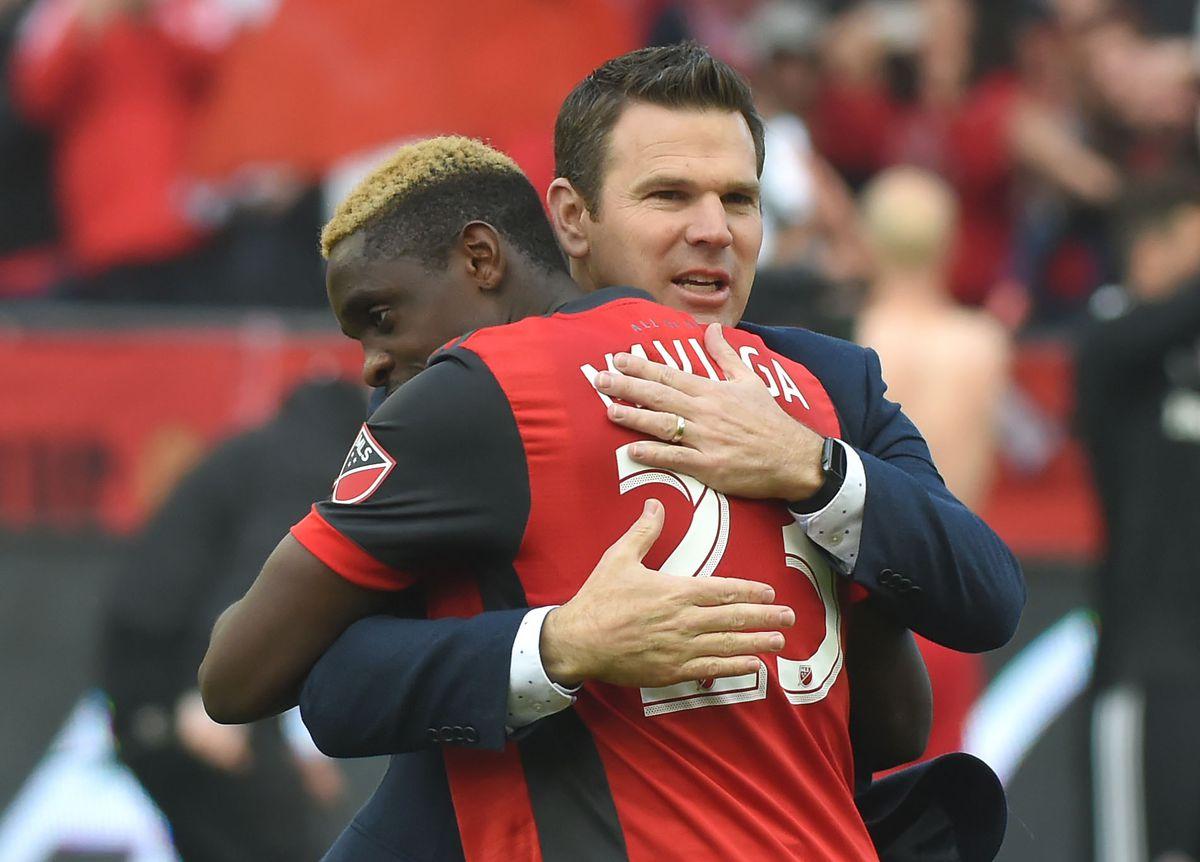 MLS: Minnesota United FC at Toronto FC
