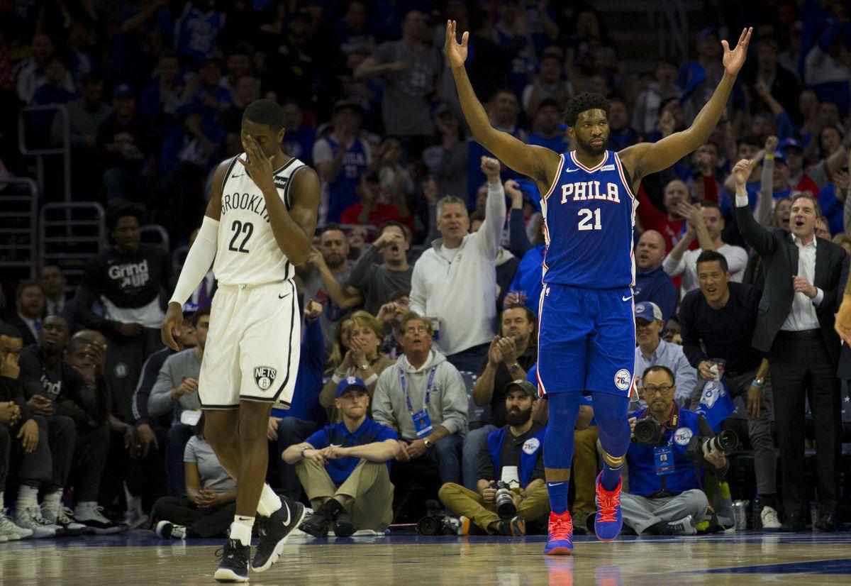 Brooklyn Nets v Philadelphia 76ers - Game Two