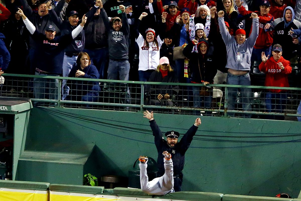 Boston Red Sox Top Moments of the Decade #5: The Bullpen Cop