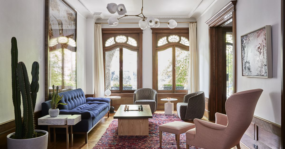 A Brooklyn Townhouse Built In 1901 Gets A Revamp With A