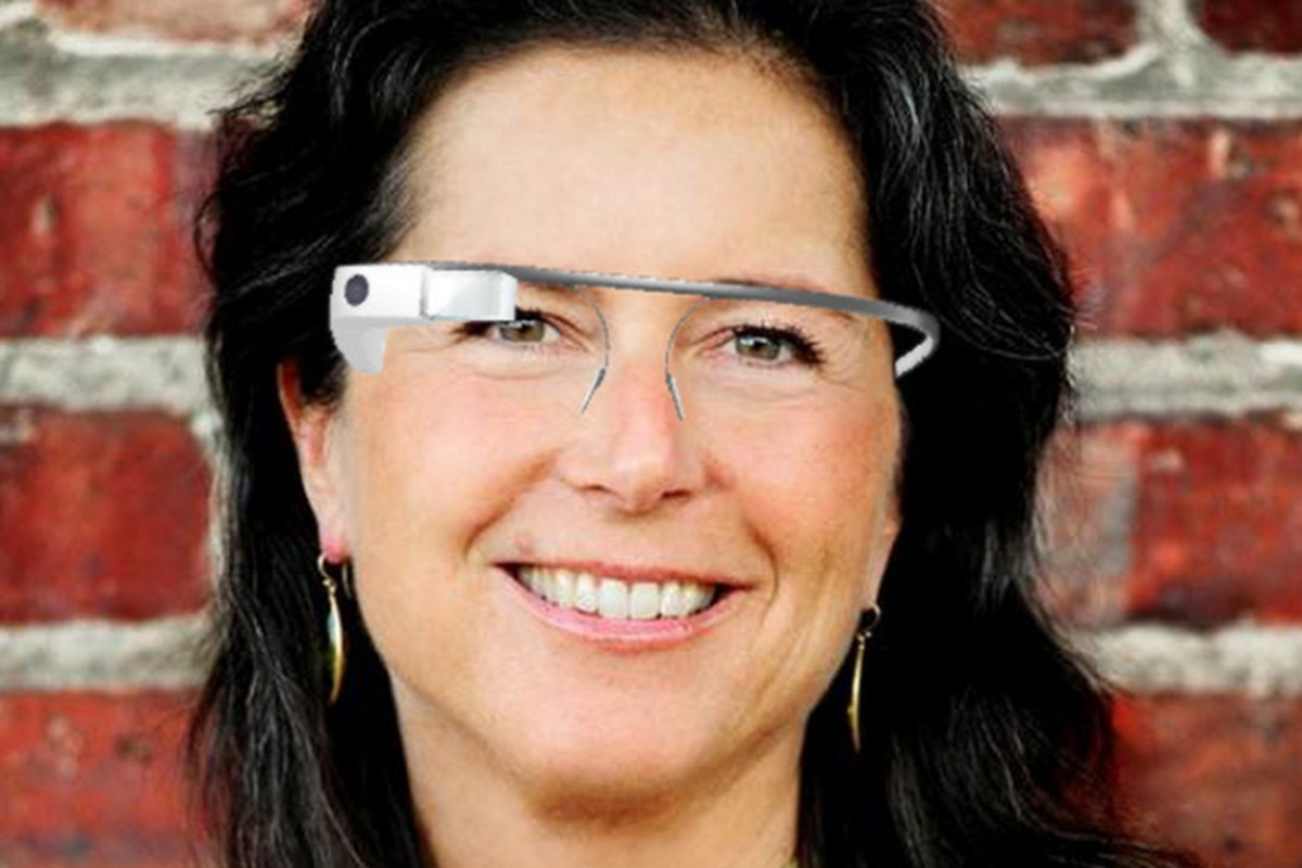 "Photo via <a href=""http://techcrunch.com/2014/05/15/marketing-exec-ivy-ross-is-the-new-head-of-google-glass/"">TechCrunch</a>"