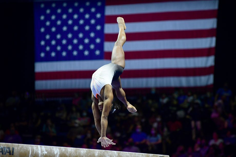 Frosted Flakes: Simone Biles is the GOAT - Corn Nation