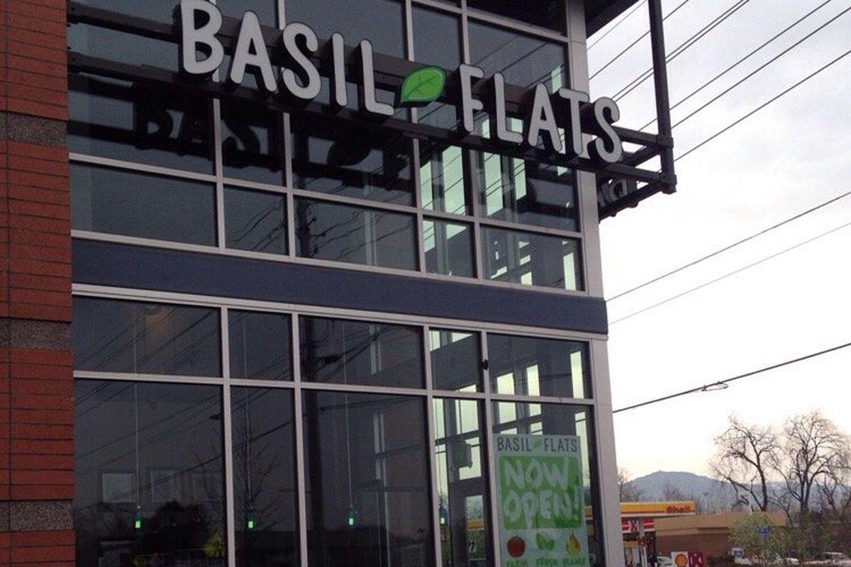 Basil Flats Boulder