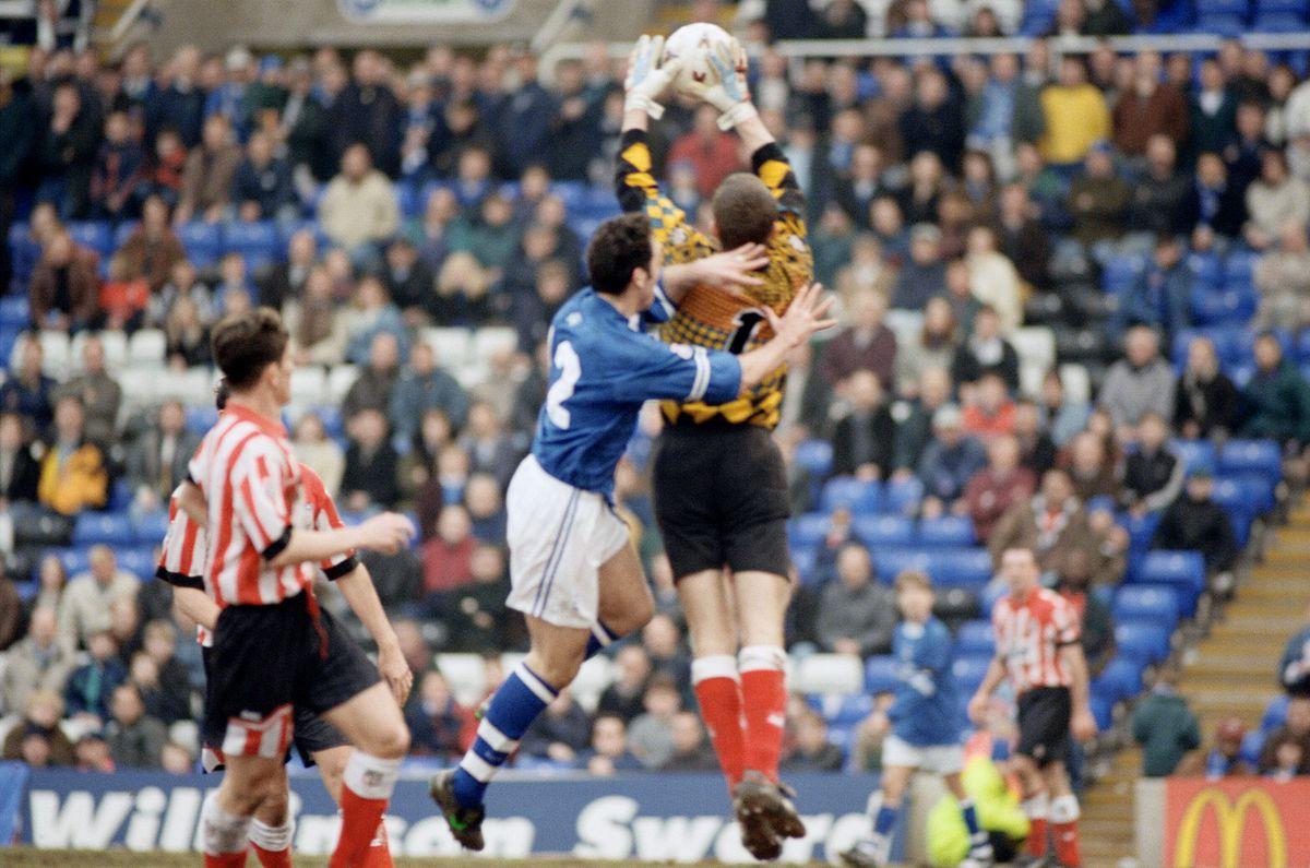 Birmingham City 0 - 2 Sunderland, March 1996