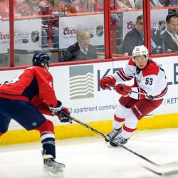 Skinner With Puck