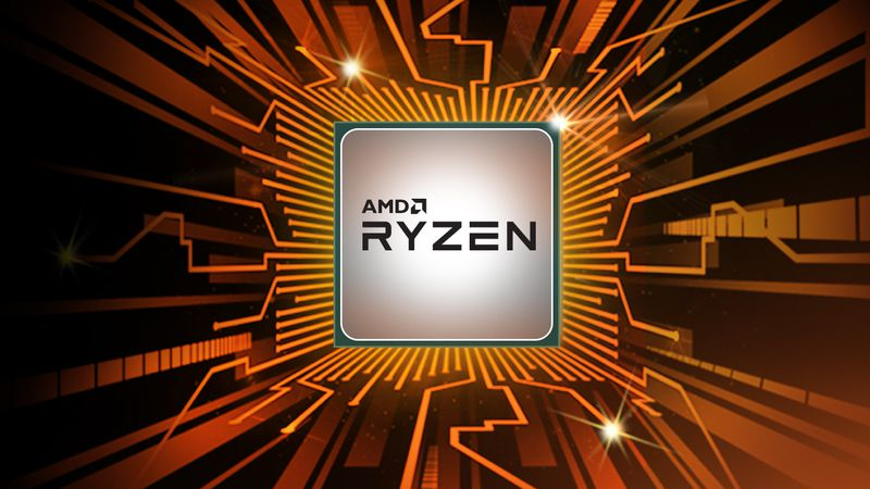 AMD Ryzen art