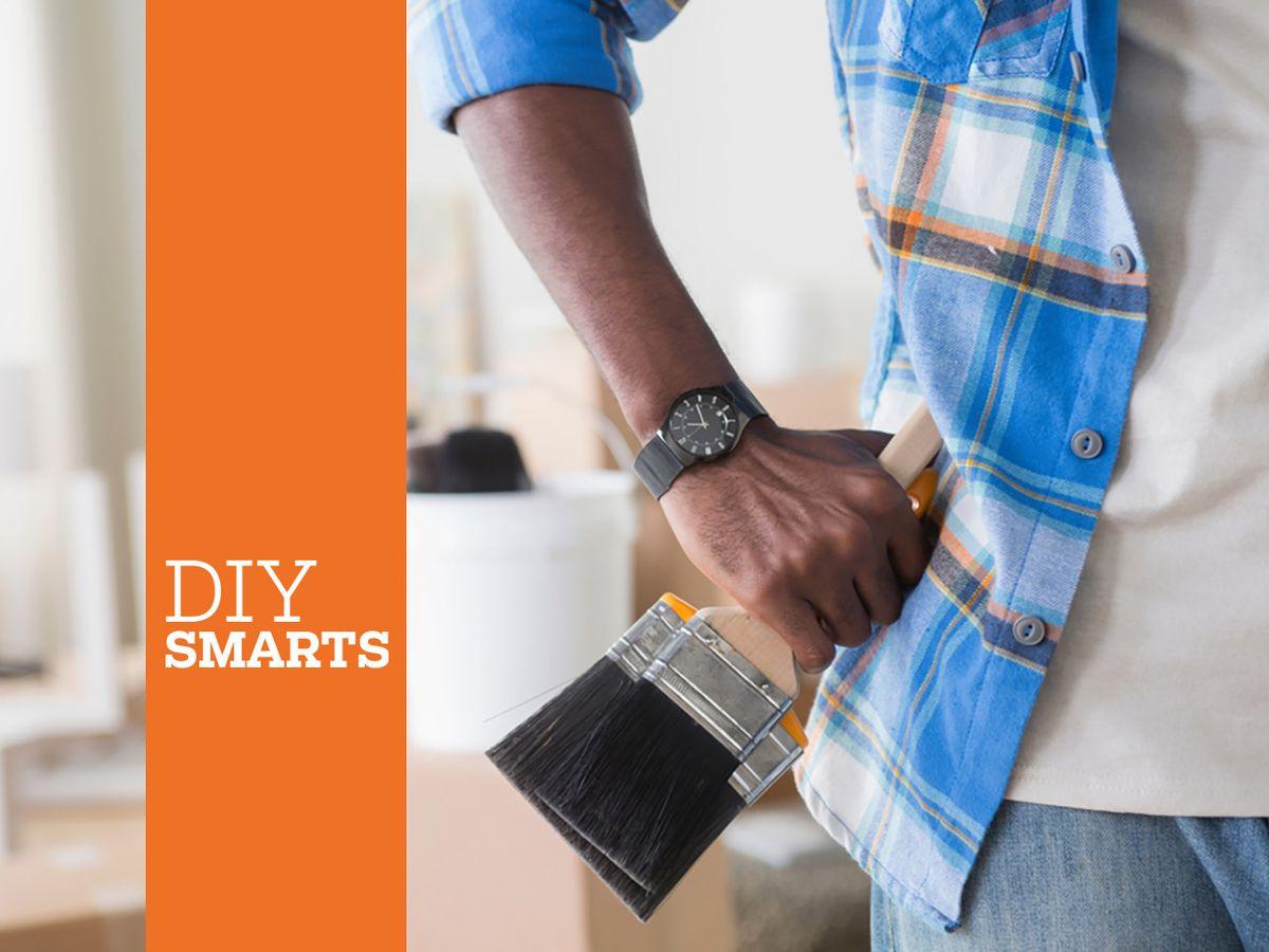 DIY smarts logo