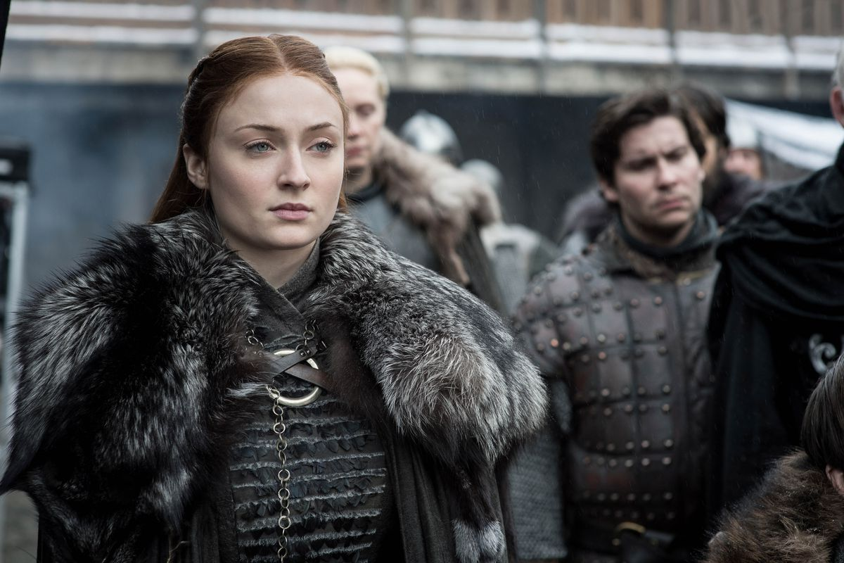 Game of Thrones' showrunners say Sansa is now a master