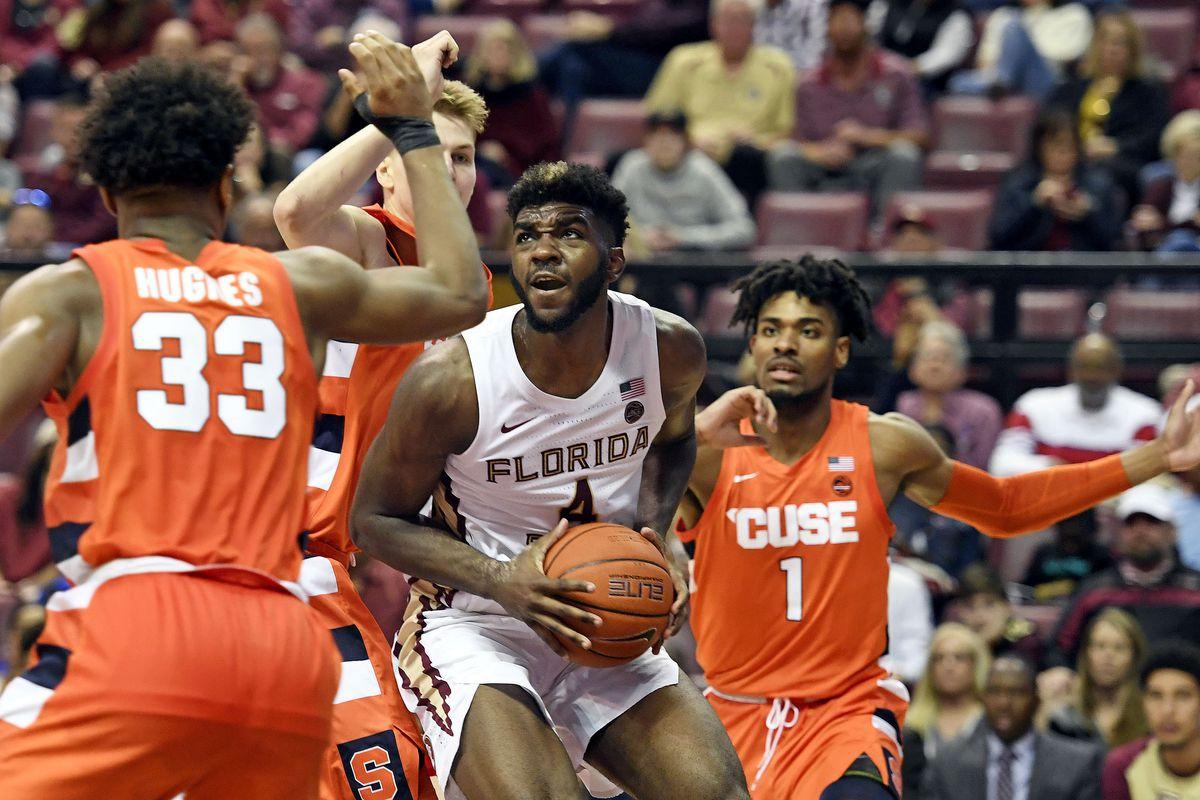 NCAA Basketball: Syracuse at Florida State