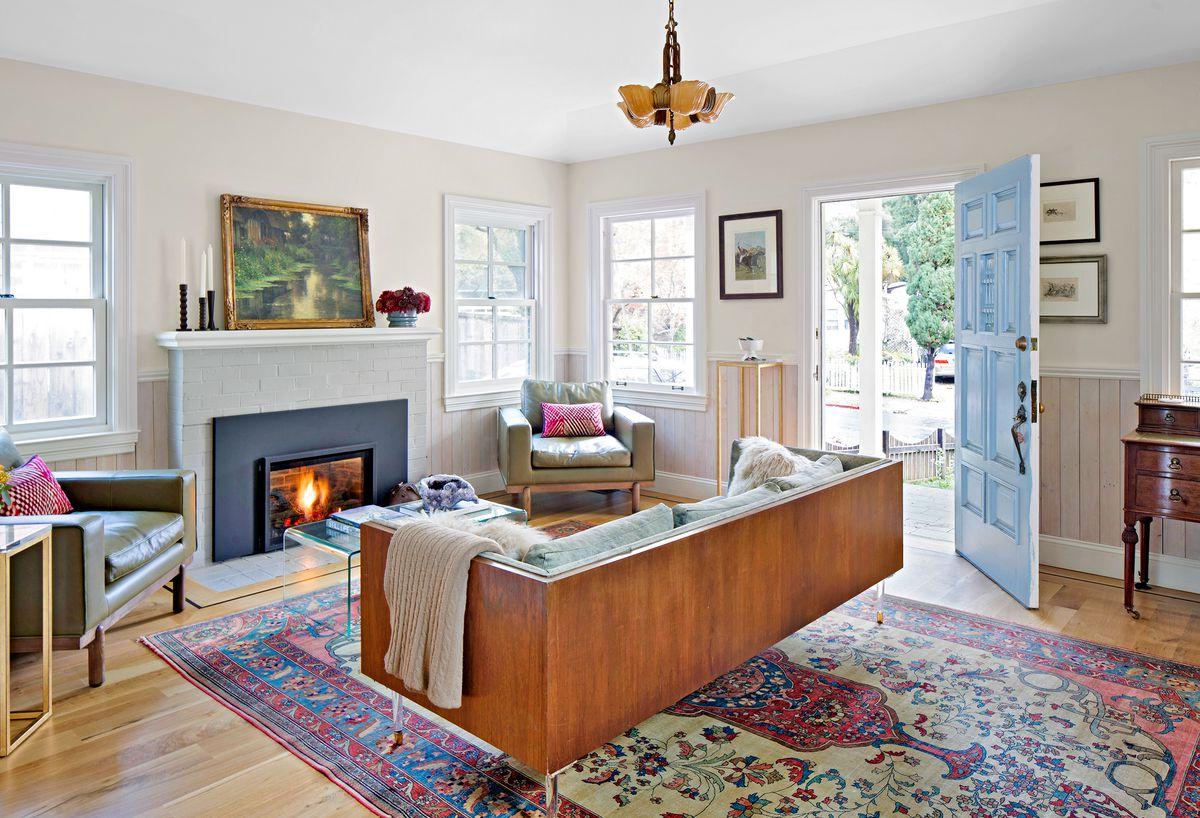 Reed House living room