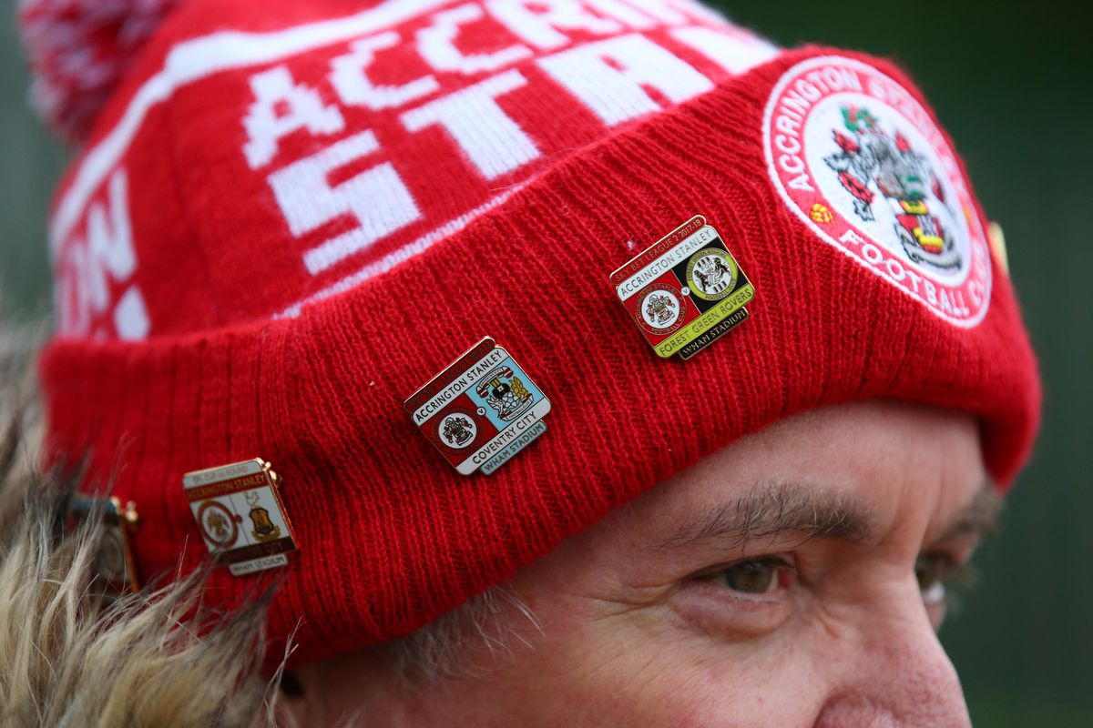 Accrington Stanley v Ipswich Town - FA Cup Third Round