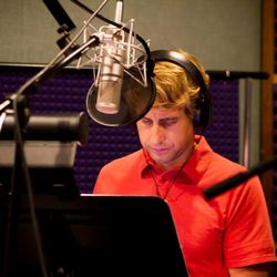 Utah native Kirby Heyborne is considered an up-and-coming star in the world of audiobook narration.
