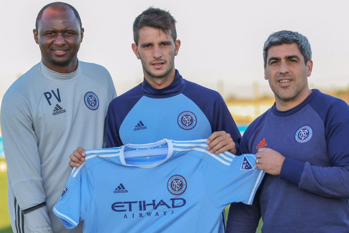 Bravo could be the key to success for the Gotham Blues in 2016