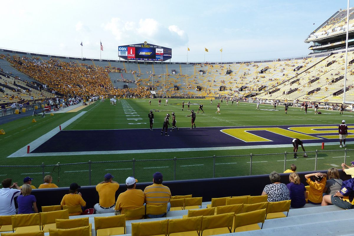 Much better seat this week