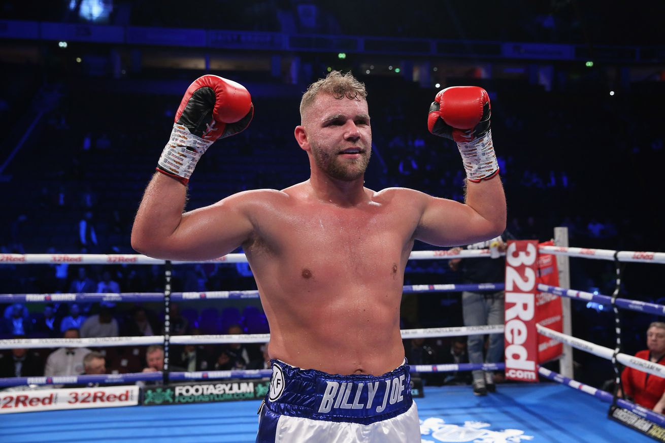 1074590400.jpg.0 - Saunders: 'Being called a two-weight world champion sounds nice'