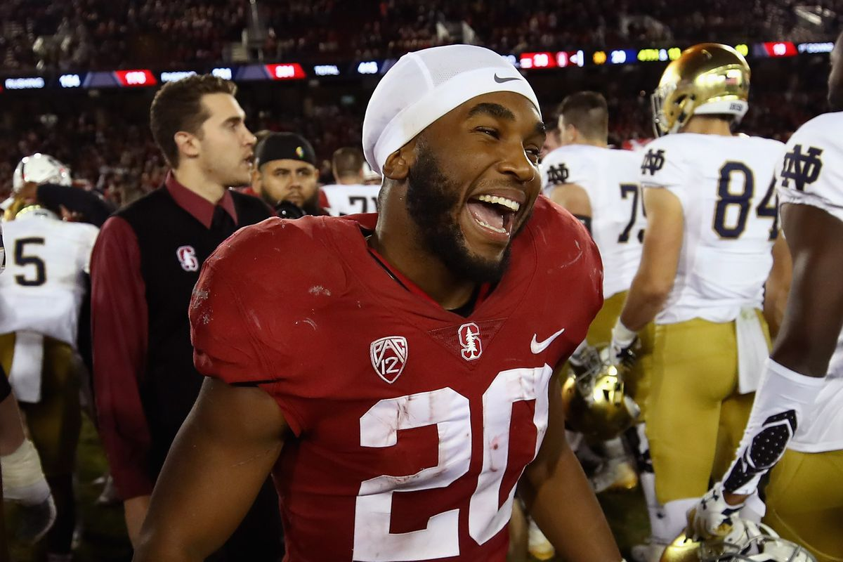 Stanford's now had 5 Heisman runners-up since 2009