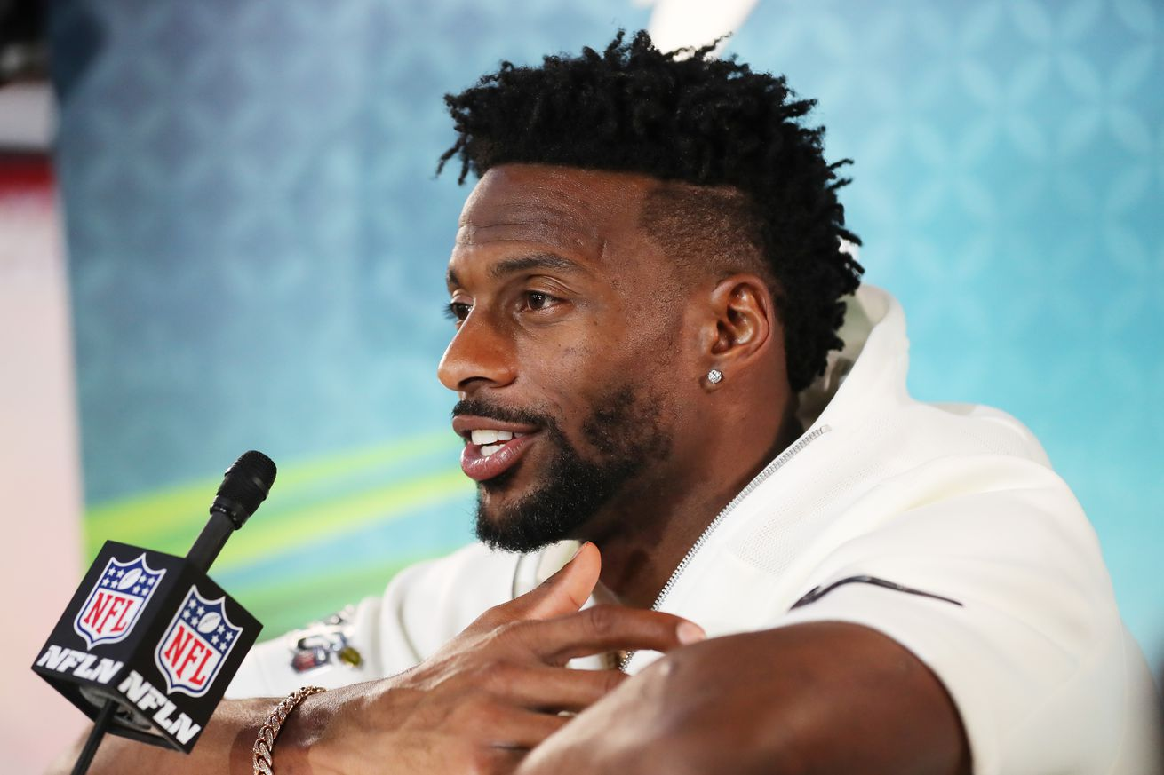 Emmanuel Sanders doubles down on his love of the 2019 49ers