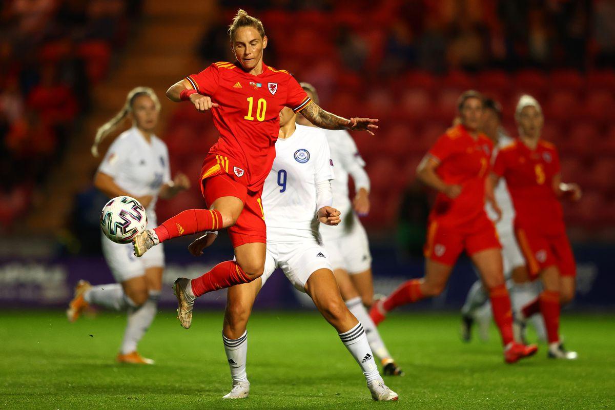 Wales v Kazakhstan - FIFA Women's 2023 World Cup Qualifier