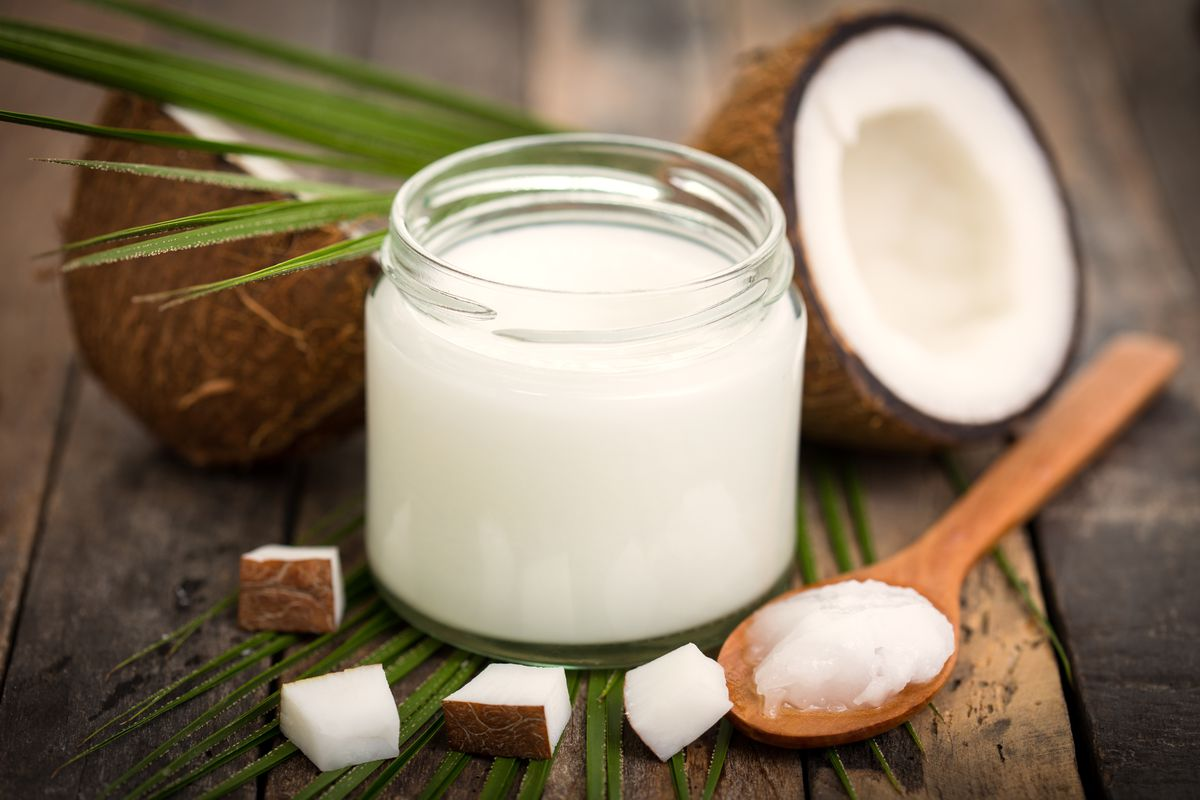 Coconut Oil Benefits For Hair