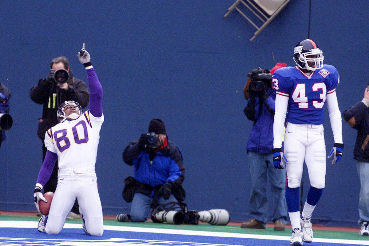 Things are looking up for Minnesota Vikings' Chris Carter af