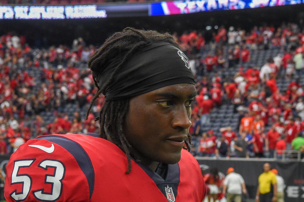 NFL: OCT 14 Bills at Texans