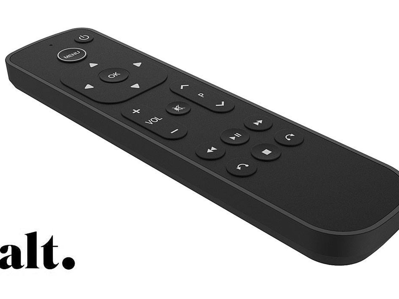 The Apple Tv Remote Is So Bad That A Swiss Tv Company Developed A Normal Replacement The Verge