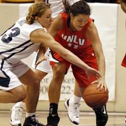BYU's Haley Hall Steed has inspired the Cougars as she hasn't let three season-ending injuries keep her down.