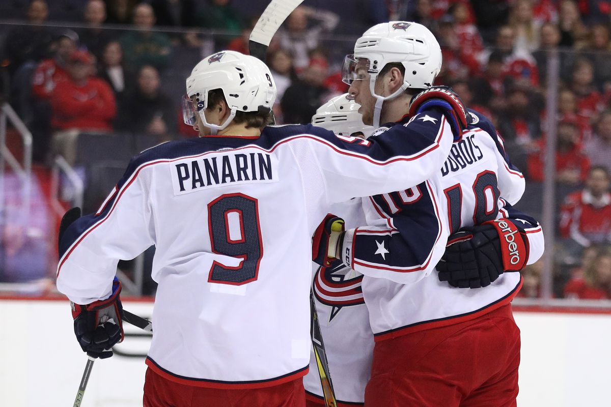 8240ee17f35 Game Preview  Blue Jackets at Capitals