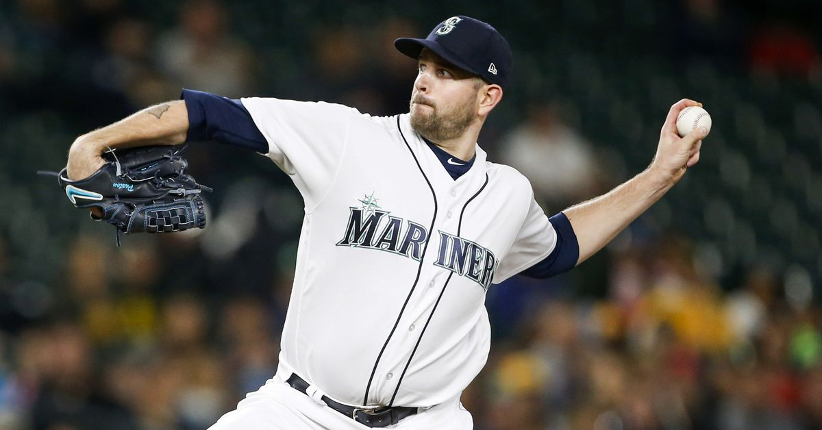 Seattle Mariners have traded James Paxton to the New York ...
